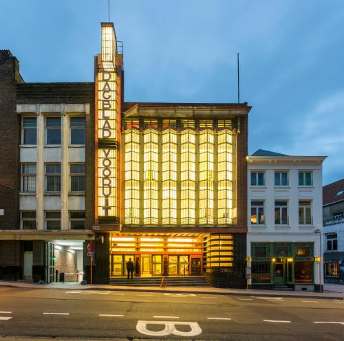 Backstay Hostel Ghent, Гент