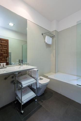 Double Room upper floor Gar Anat Hotel Boutique 29