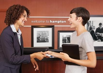 Hampton Inn & Suites Sioux City South, IA in Sioux City