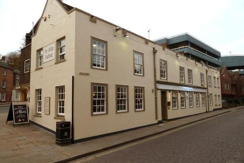 Cheap Hotels Worcester Town Centre