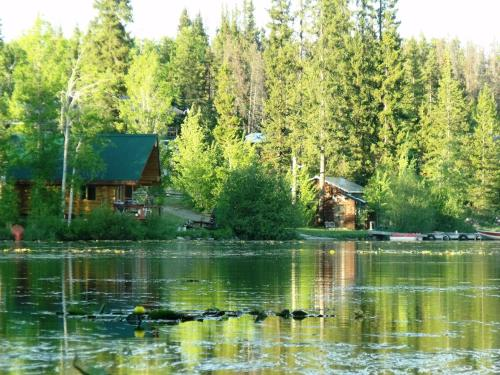 Nimpo Lake Resort Photo