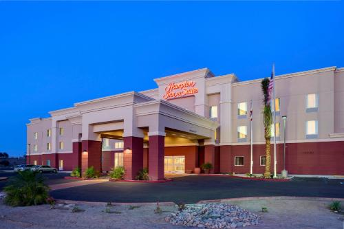 Photo of Hampton Inn & Suites Blythe, Ca hotel in Blythe