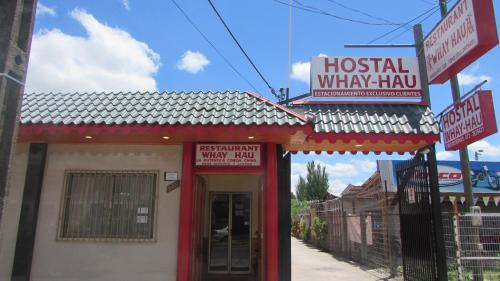 Hostal Whay Hau Photo
