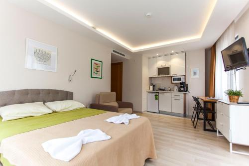 İstanbul Holas Apartments