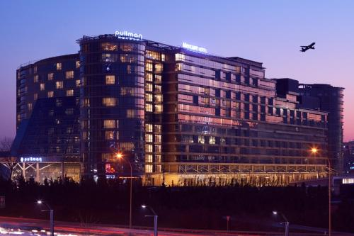 Pullman Istanbul Airport Hotel & Convention Center photo 2