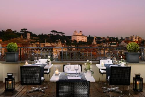 The First Luxury Art Hotel Roma impression