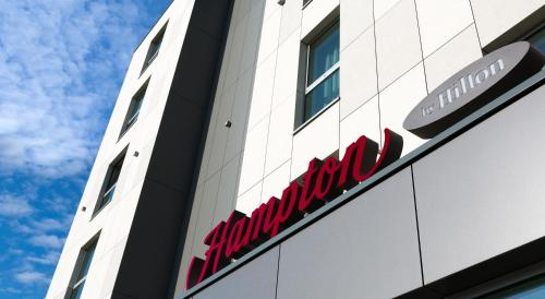 Гостиница «Hampton by Hilton Krakow», Краков