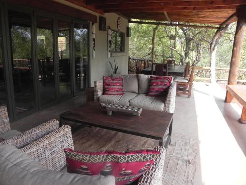 Marloth Kruger Bush Villa Photo