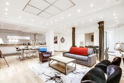 Just Renovated 138m2 On The Seine - paris -