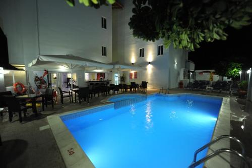 Ialysos City Hotel - Ialysou 94, Ialysos Greece