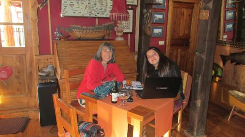 Antigua Casona Patagonia B&B Photo