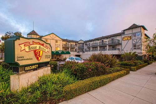 Ascot - Inn at the Rock - Morro Bay, CA 93422