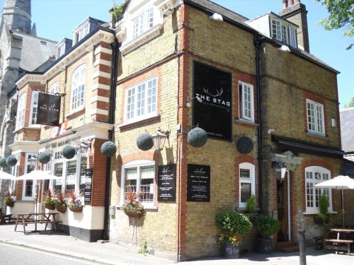 Photo of The Stag Enfield Hotel Bed and Breakfast Accommodation in Enfield London