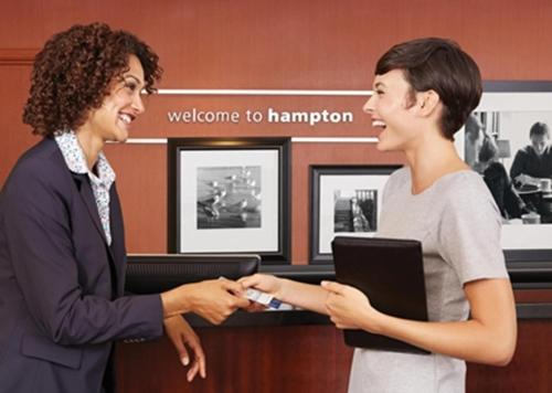Hampton Inn Pittsburgh/ Wexford Sewickley, PA in Wexford