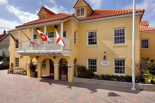 Hilton Saint Augustine Historic Bayfront Photo