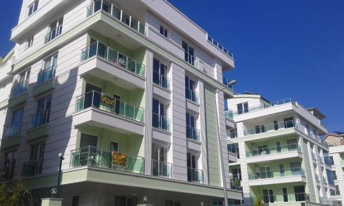 Antalya Antreal Apartments - Liman Area rezervasyon