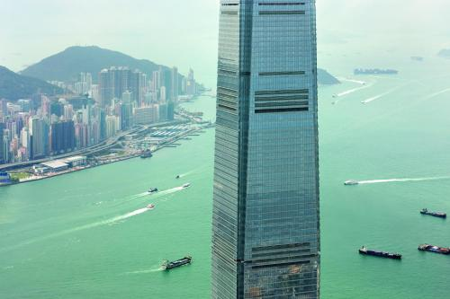 The Ritz-Carlton Hong Kong impression