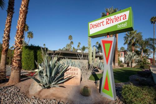 Desert Riviera Hotel Photo