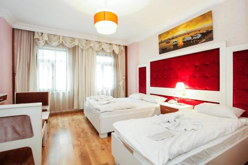 Serdivan Apartments, Стамбул