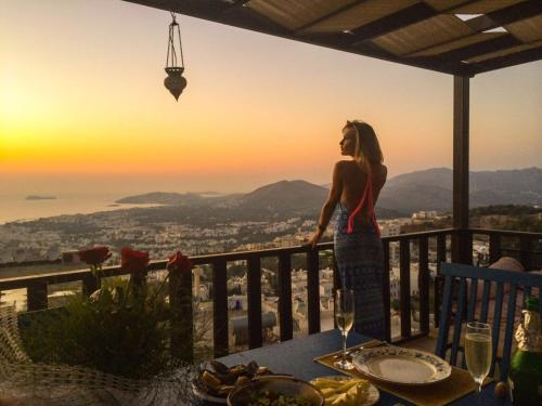 Turgutreis Jaw-Dropping View Villa rezervasyon