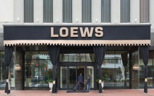 Loews New Orleans Hotel Photo