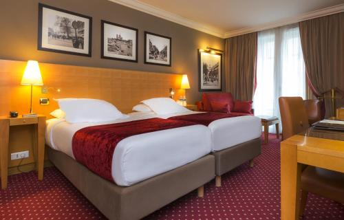 Best Western Premier Royal Saint Michel photo 33