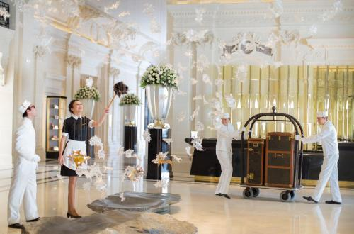 Hotel The Peninsula Paris, Paris, Frankreich, picture 39