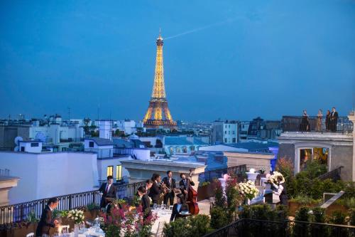 Hotel The Peninsula Paris, Paris, Frankreich, picture 7
