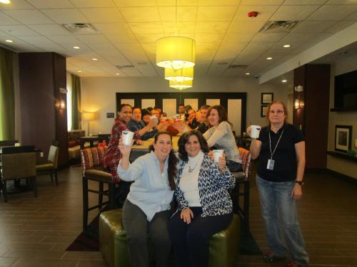 Hampton Inn Pratt Photo
