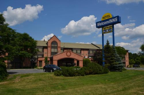 Hôtel WelcomInns, green hotel in Boucherville, Canada
