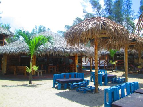 Arena Guadua Hostel y Surf Camp Photo
