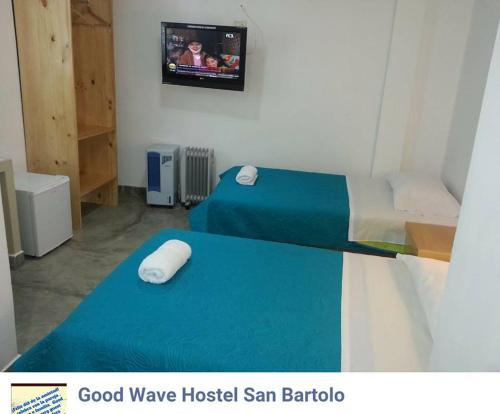 Good Wave Hostel Photo