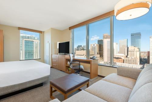 Hyatt Place Denver Downtown Photo