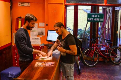 Hostel Internacional Mendoza Photo