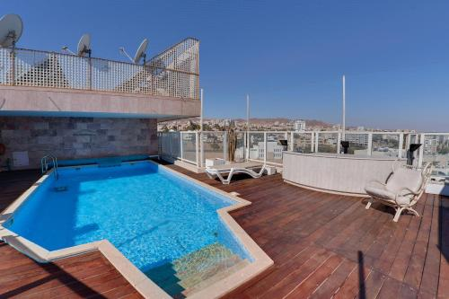 Penthouse with 3 bedrooms and private pool