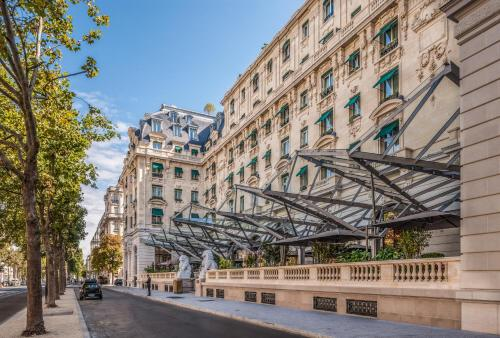 Hotel The Peninsula Paris photo 22