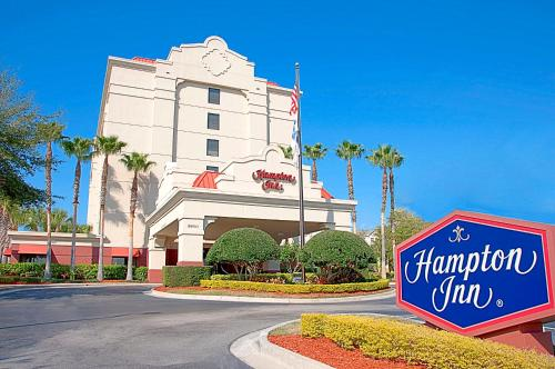 Hampton Inn Orlando-Convention Center International Drive Area Photo