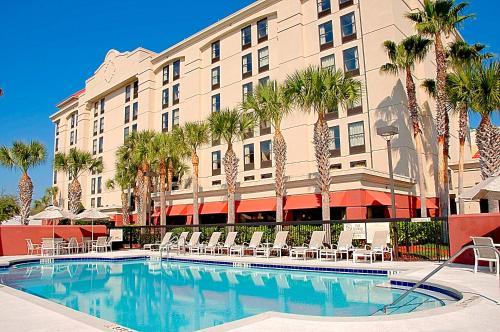 Hampton Inn Orlando-Convention Center International Drive Area photo 7