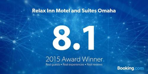 Relax Inn Motel and Suites Omaha Photo