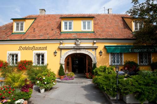 Hotel Ungarische Krone