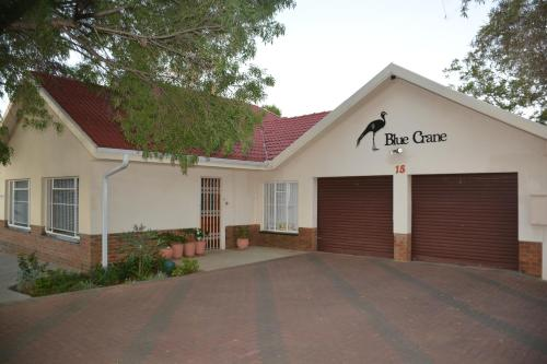 Blue Crane Guest House Bloemfontein Photo
