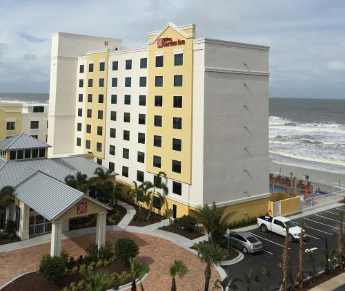 Hilton Garden Inn Daytona Beach Oceanfront Photo