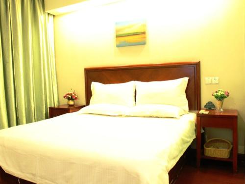 GreenTree Alliance ShangHai JiangQiao West JinShaJiang Road Hotel photo 9