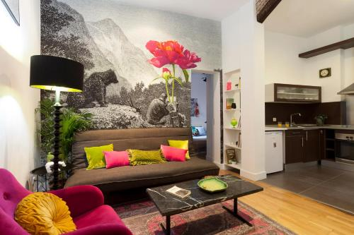 The Artpartment - Madrid - booking - hébergement