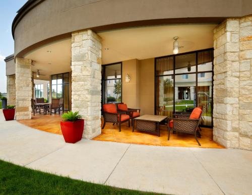 Courtyard By Marriott San Antonio Six Flags At The Rim - San Antonio, TX 78257