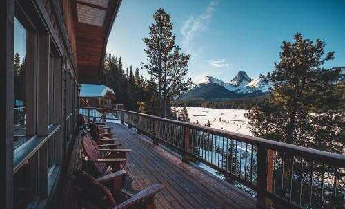 Mount Engadine Lodge Photo