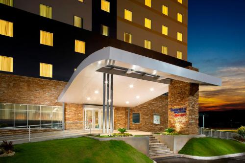 Fairfield Inn & Suites by Marriott Villahermosa Tabasco Photo