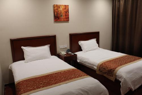 GreenTree Inn Shanghai Pudong New District Bei'ai Road Express Hotel photo 5