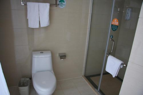 GreenTree Inn Shanghai Pudong New District Bei'ai Road Express Hotel photo 9