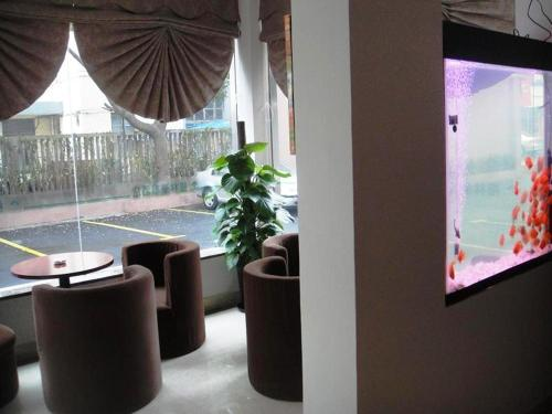 GreenTree Inn Shanghai Pudong New District Bei'ai Road Express Hotel photo 21